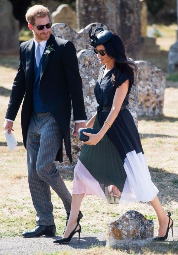 Meghan Markle celebrates 37th birthday with Prince Harry! 1